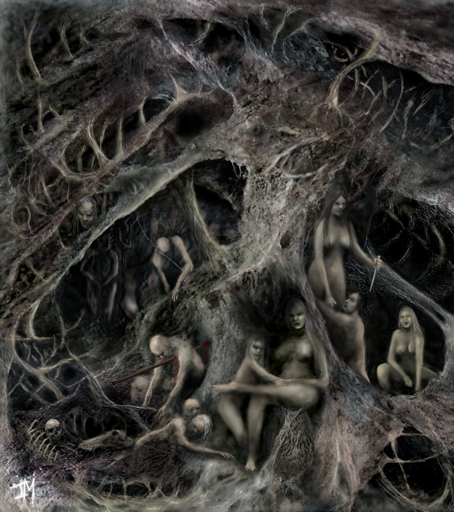 evil_roots_by_gixajin